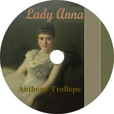Lady Anna, Anthony Trollope Politics, Marriage, Suspense Audiobook on 1 MP3 CD