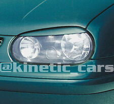 Volkswagon golf mk4 IV Headlamp eyebrows spoilers GTI