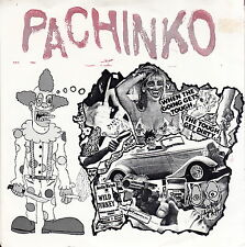 """pachinko cecil 7"""" limited to 300"""