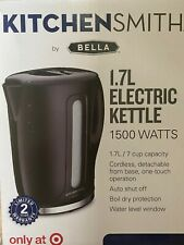 KitchenSmith By Bella Electric Kettle