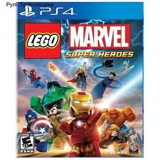 Ps4 LEGO Marvel Super Hero PlayStation 4 Best Kids Childrens Fun PS4 Games Gifts