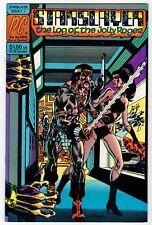 Pacific Comics - STARSLAYER #3 - Grell Art - NM June 1982 Vintage Comic Book
