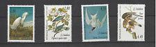 Série de 4 timbres neufs arts décoratifs - les oiseaux YT 2929 à 2932
