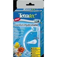 Tetratec Hydrometer Marine Reef Saltwater Salinity Test Specific Gravity Salt