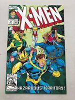 X-Men (1991 1st Series) #13 Signed by Art Thibert VF Very Fine