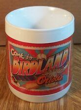 Baltimore Orioles - Come to Birdland - Budweiser Coffee / Soup Mug