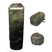 PATROL MK IV -5 DEGREE SLEEPING BAG 235x80x50cm MILITARY SPEC  ARMY / CADETS