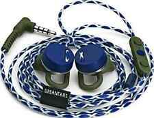 New UrbanEars Reimers Trail Apple Ear Phone - Blue/White earbuds ear buds