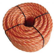 20m Kunststoffseil, PP-Seil 6mm