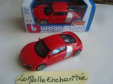 B Burago BMW Z3 m Roadster 1/43 nueva en caja rojo