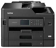 Brother - Multifunction col Laser Mfcj5730dw AIO Ink 20/22ppm 6000x1200dpp Touch