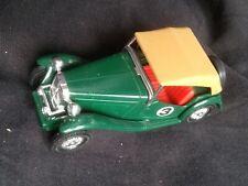 Matchbox Lesney 1977 MG TC 1945 Models of yesterday 1:43
