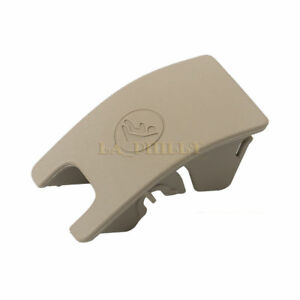 Beige Rear Child Seat Isofix Slot Trim Cover For AUDI A4 B8 8T0887187