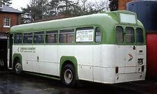 London Country recruitment bus rf594 dorking garage 6x4 Quality London Bus Photo
