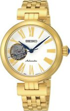 Seiko SSA860 SSA860K1 Ladies Automatic Watch Gold NEW RRP $950.00