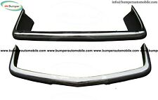 Mercedes Benz R107 C107 W107 Euro bumper conversion kit with hardware