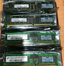 HP 373028-851 4X 512 MB DIMM PC 3200R 184-pin Connector DDR 400 CL3 ECC REG RAM