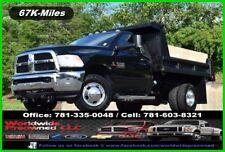 2013 Ram 3500 Mason Dump Truck
