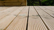 Pircher 35 Listoni Pavimento Zigrinato Decking in Pino impregnato Mm35x145x3000