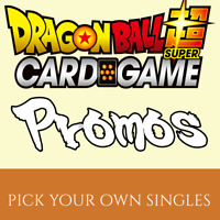 Promo Cards - Dragon Ball Super Card Game Singles Dash Tournament PR