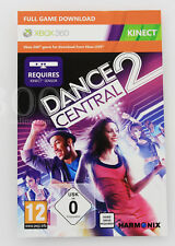 DANCE Central 2 DOWNLOAD GIOCO COMPLETO [XBOX 360] [KINECT] - spedizione immediata!