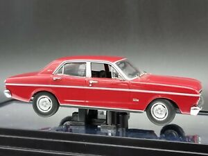 Classic Carlectables Ford XT GT Falcon 302 in GT Candy Apple Red 1:43 Diecast