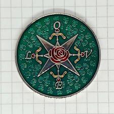 Compass Roses Pendant & Geocoin *nicht aktiviert*