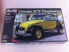 Revell Citroen 2CV Charleston 1:24 scale