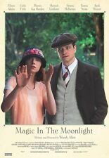 "Magic In The Moonlight movie poster - Colin Firth poster, Emma Stone  11"" x 17"""