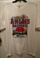 Los Angeles LA Angels of Anaheim Cehvrolet Angles Baseball T Shirt Size XL SGA