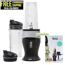 Ninja QB3000SS Magic Bullet Smoothie Blender Fit 700W Food Chopper Drink Mixer