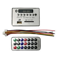 5.0 Bluetooth Receptor De Audio Ape Mp3 Wav Wma Tablero Del Decodificador o J3A1