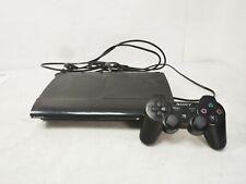 SONY PlayStation 3 Super Slim Console & Controller - Black