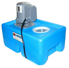 VERTEX COOLANT PUMP SYSTEM SET ( 24O VOLTS ) WITH PLASTIC HOLDING TANK