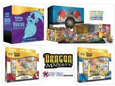 Dragon Majesty Ultimate Trainer Kit Super Premium + Elite Trainer + Pin Boxes