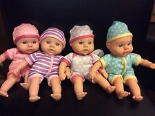 """My sweet love 9"""" mini baby dolls - new 4 different dolls to choose from"""