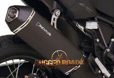 REMUS OKAMI slip-on Black Stainless Steel silencer - CRF1000 - 0914782 257016