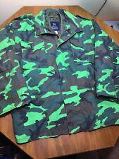 Knox Armory washinton DC Cold Weather Parka Jacket XXL MENS MILITARY GREEN CAMO