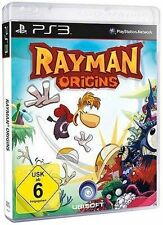 Sony PS3 Playstation 3 Spiel ***** Rayman Origins ***********************NEU*NEW