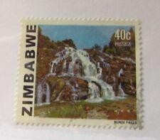 1993 Zimbabwe SC #426a BUNDI FALLS  used stamp