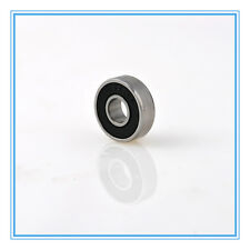 7X19X6 mm 607-2RS/C double rubber seal ABEC-5 G5 Ceramic Front Engine Bearing