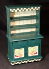 Robin Betterley's Harvest Home Collection Dollhouse Miniature Hutch