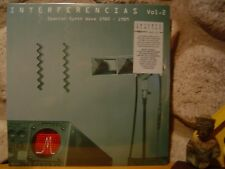 INTERFERENCIAS Vol. 2 2xLP/Spanish Synth Wave 1980-1989/Minimal Synth/Synth Pop