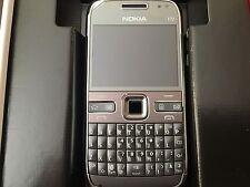 Nokia E72 - Metal grey-Silver  (Unlocked) Smartphone