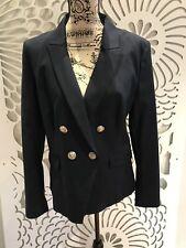 BNWT - Portmans Size 16 Ladies Navy Blue Jacket