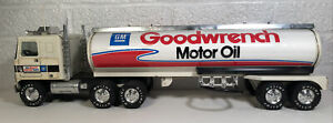 Nylint Goodwrench Oil Tanker Transport Truck Semi Tractor Trailer