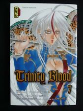 TRINITY BLOOD tome 7 TBE