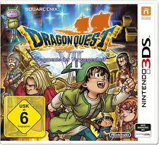 Dragon Quest VII - Fragmente der Vergangenheit (Nintendo 3DS, 2016)