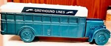 Vintage Avon 1976 '31 Greyhound Bus Lines Aftershave Decanter.! Mint! Wow.!