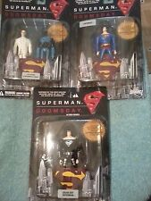 DC Direct Superman Doomsday lot of 3 Action Figures - NEW